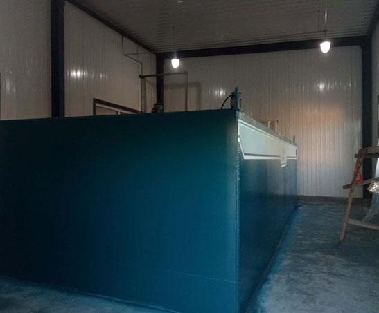 大山种羊污水处理项目