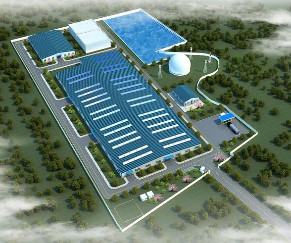 安达市整县推进项目-吉星岗处置中心